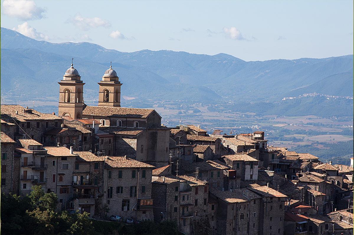 Panorama Cesanese